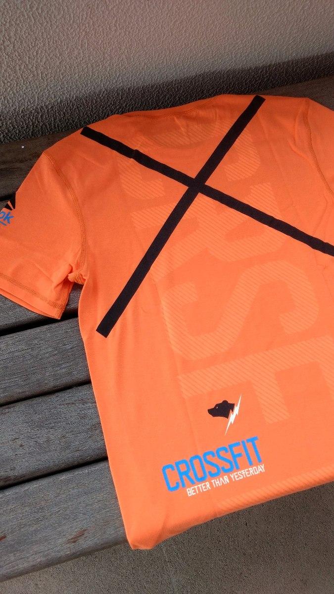 8a8af5d9e3c camiseta reebok crossfit rcf burnout p. Carregando zoom.