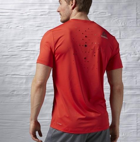 56a0226e3b7 Camiseta Reebok Crossfit Run One Series P - R  79