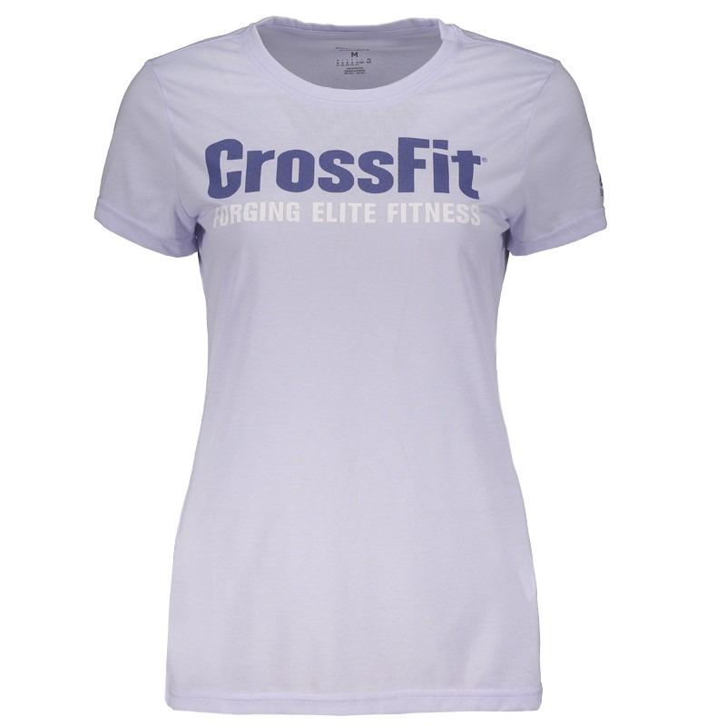 camiseta reebok crossfit speedwick feminina. Carregando zoom. 187688877c40c