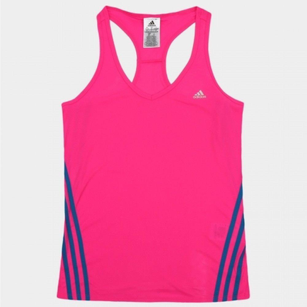 camiseta regata adidas ess clima 3s lw feminina. Carregando zoom. 7469b45b32749