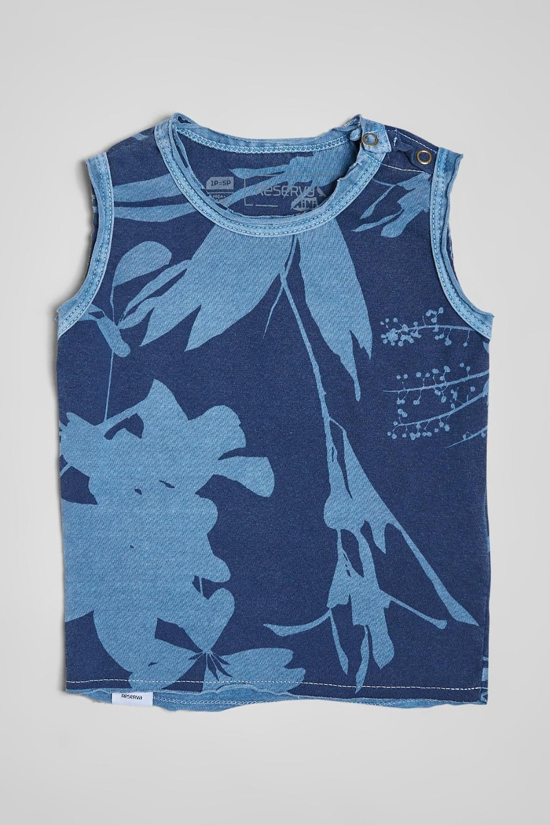 camiseta regata bb silhuetas reserva mini. Carregando zoom. 974fb49044e