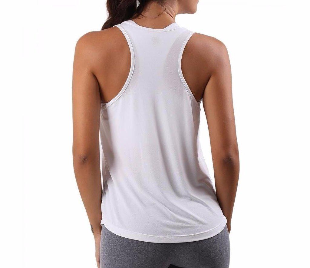 d2ea8c421 Camiseta Regata Cavada Feminina Camisa Blusa Fitness Academi - R  59 ...