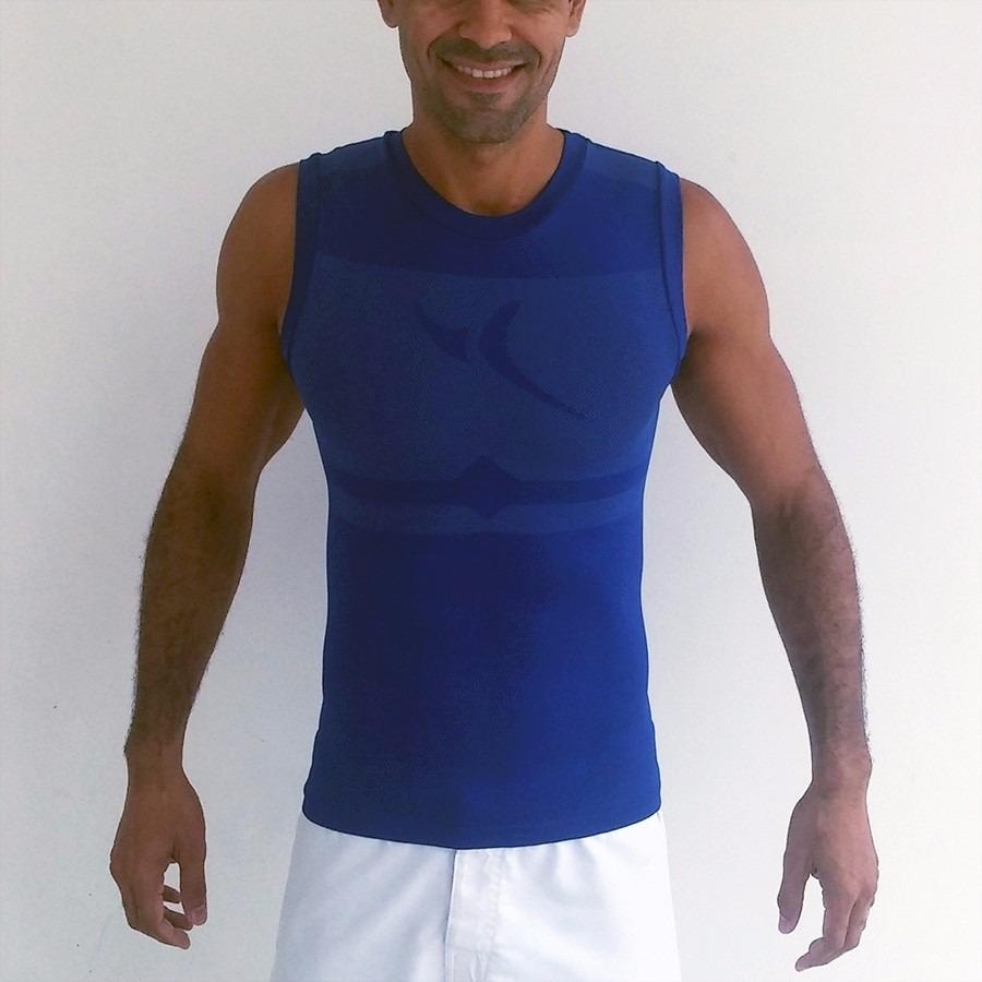9c8592ebaca1d camiseta regata bodybuilding compressão masculina térmica az. Carregando  zoom.
