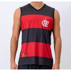 4f87db3cce Camiseta Regata Do Flamengo Braziline no Mercado Livre Brasil