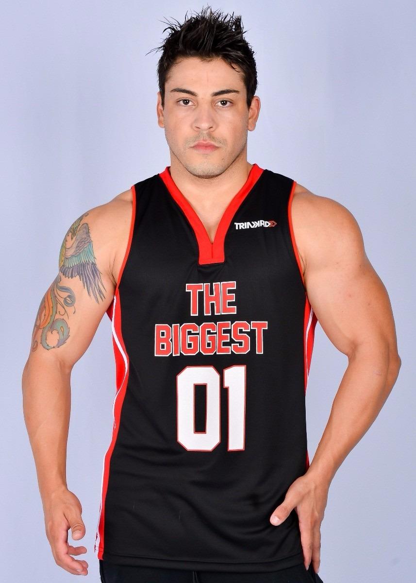 e1521b9a0 camiseta regata camisa basquete masculina fitness malhar. Carregando zoom.