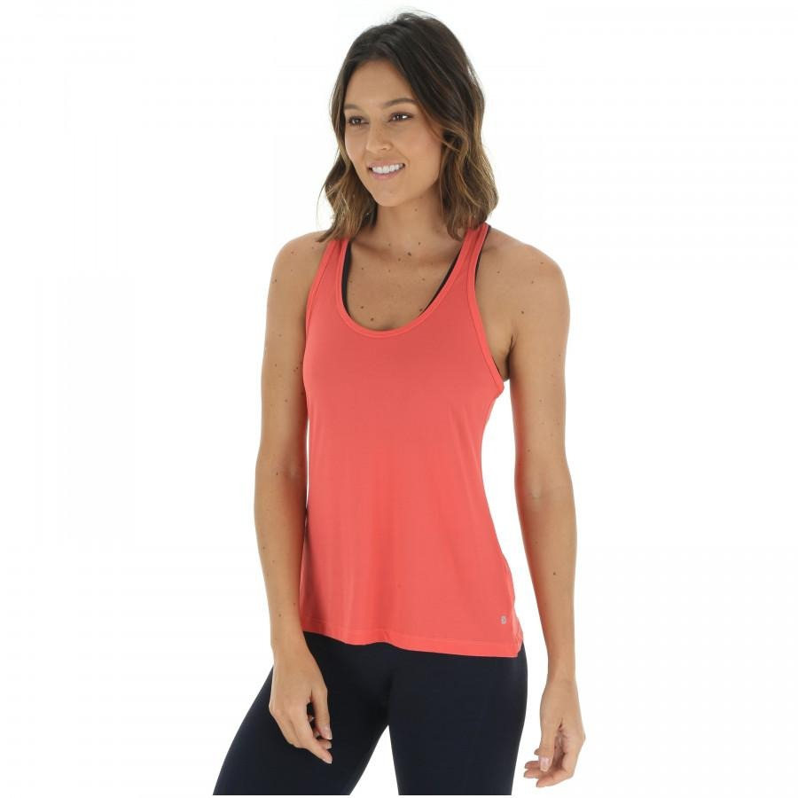 camiseta regata campeão oxer jogging new - coral. Carregando zoom. b24f22242c8