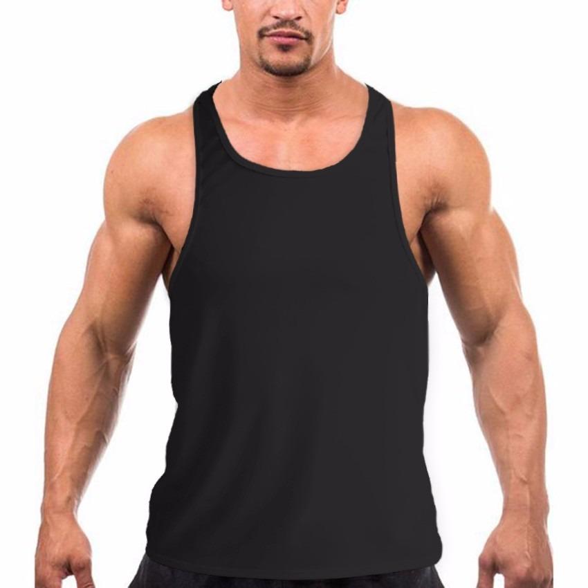 527b0ff84a camiseta regata cavada lisa academia masculina musculação. Carregando zoom.