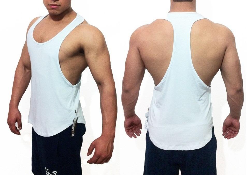 a5796f14ae camiseta regata cavada - lisa - fitness - carmoni confecções. Carregando  zoom.