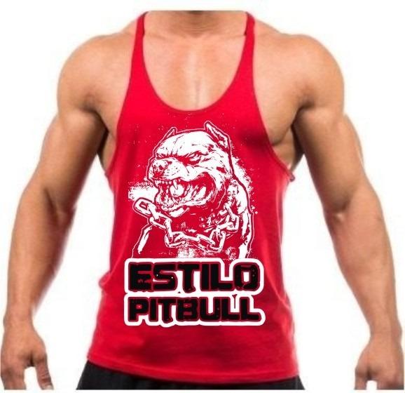 Camiseta Regata Cavada Masculina Estilo Pit Bull Oferta Top - R  25 ... 957a29194e5