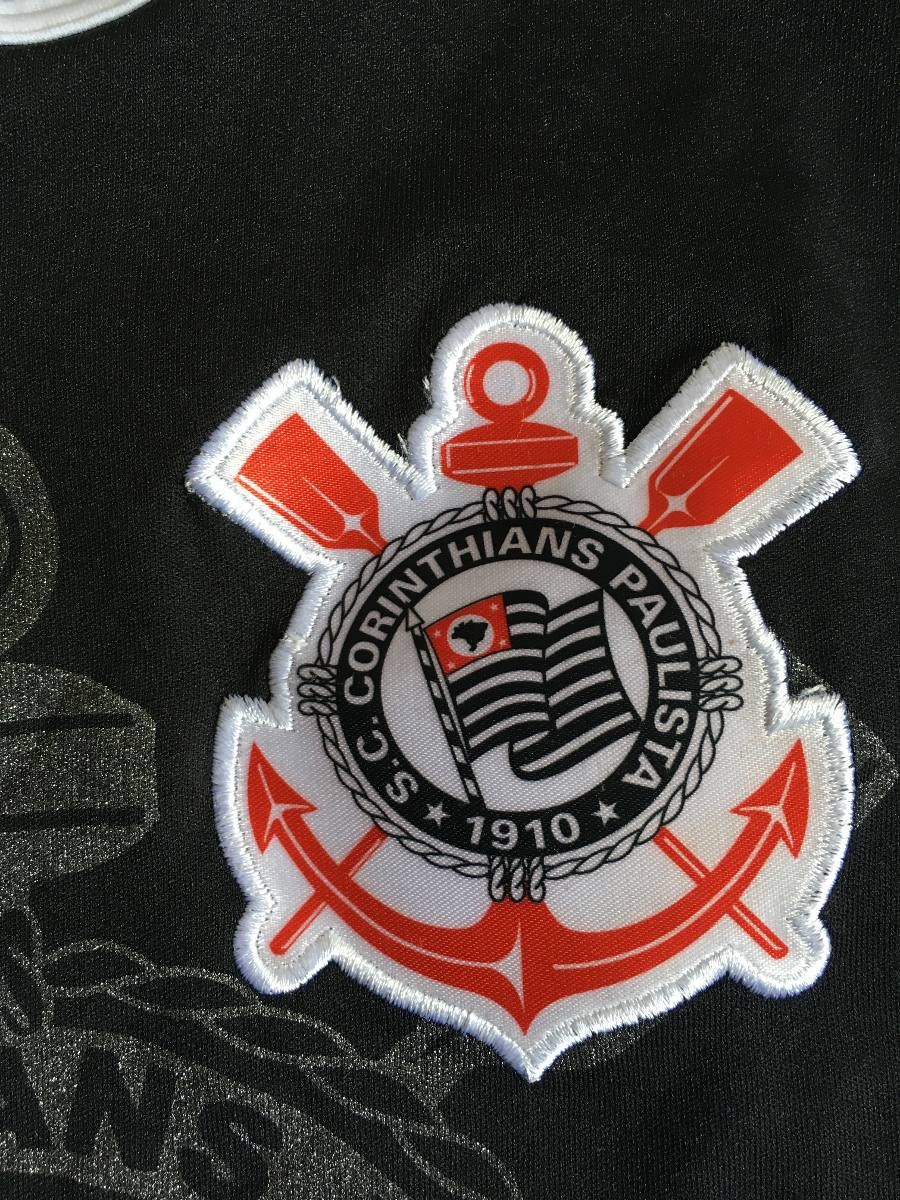 camiseta regata do corinthians kalunga preta top 2019. Carregando zoom. b1235863e0676