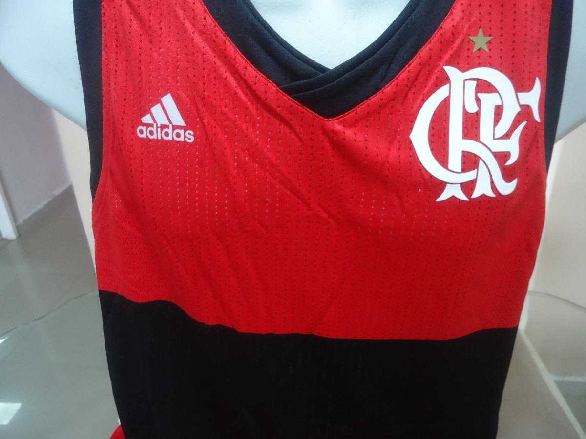 18b116403194e camiseta regata do flamengo adidas de basquete jogo 1 2018. Carregando zoom.