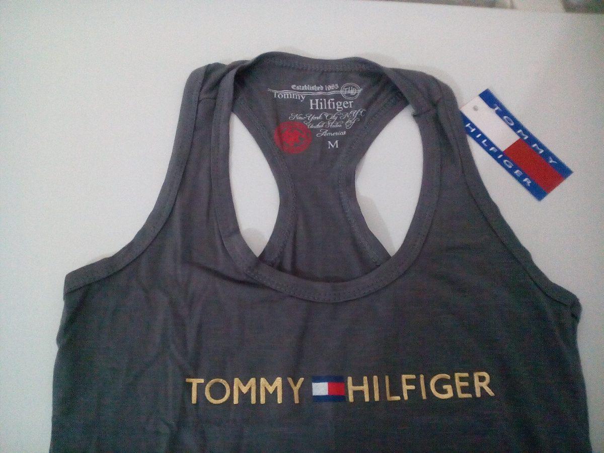 camiseta regata em malha abercrombie . hollister .feminina. Carregando zoom. 2f700ffe51d