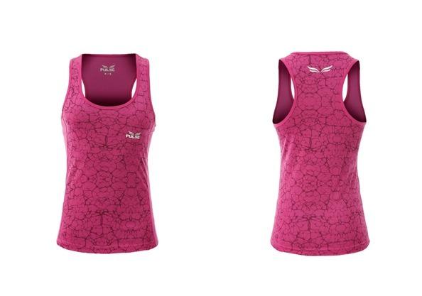 0307ed79a Camiseta Regata Esportiva Feminina Pulse (grupo Everlast) - R  66