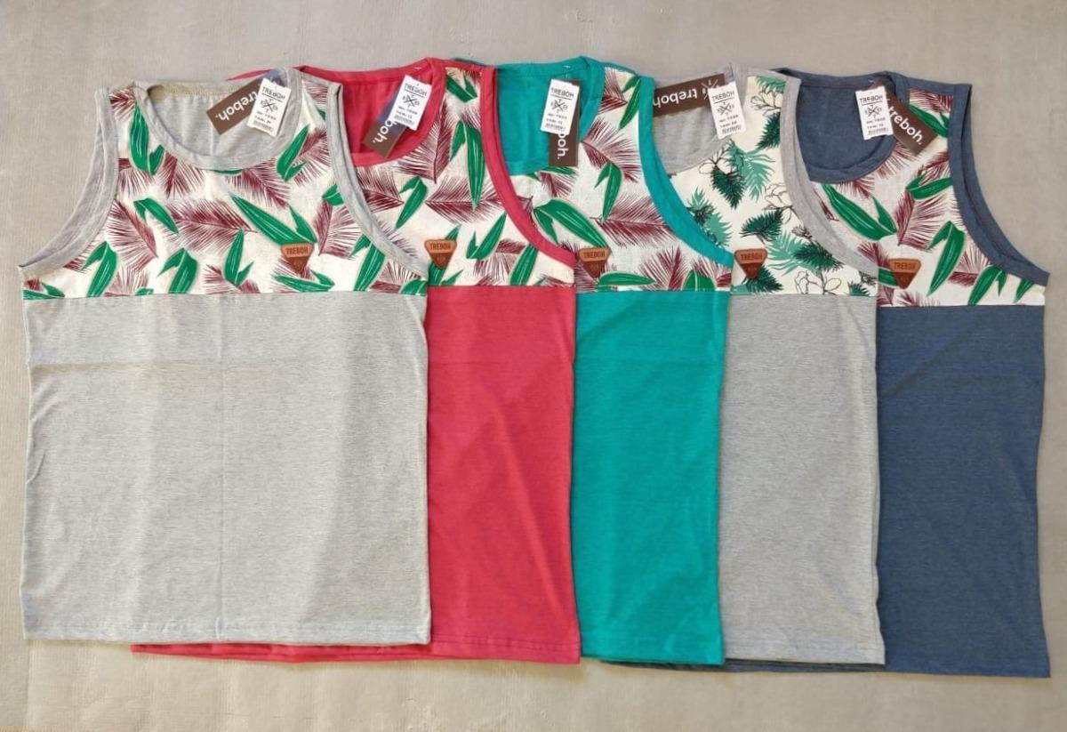 f3a2ca81d5e36 camiseta regata fio 30.1 originais 100% algodão. Carregando zoom.