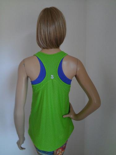 camiseta regata fitness feminina longa tamanho p afrodite