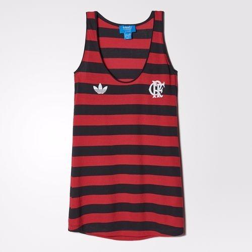 370dd6b28ff75 Camiseta Regata Flamengo Farm adidas Originals - Netfut - R  120