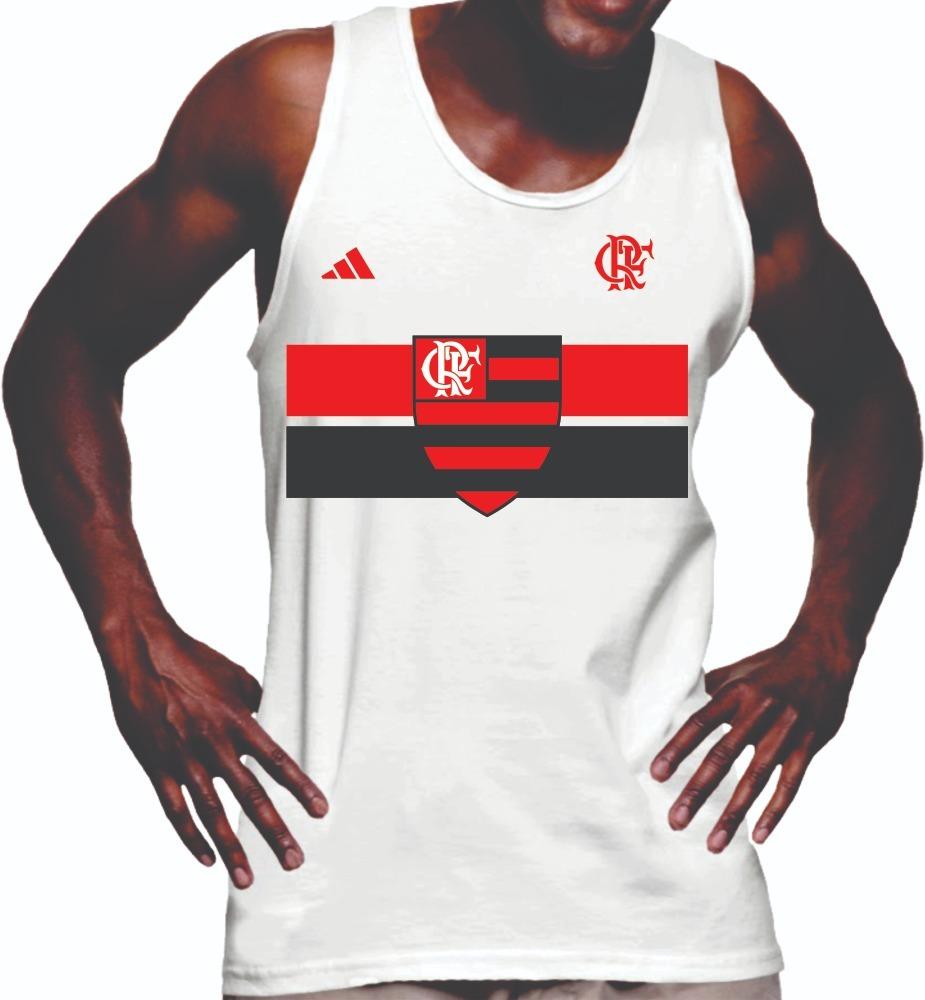 6ada5e86d8 camiseta regata flamengo personalizada com nome e número. Carregando zoom.