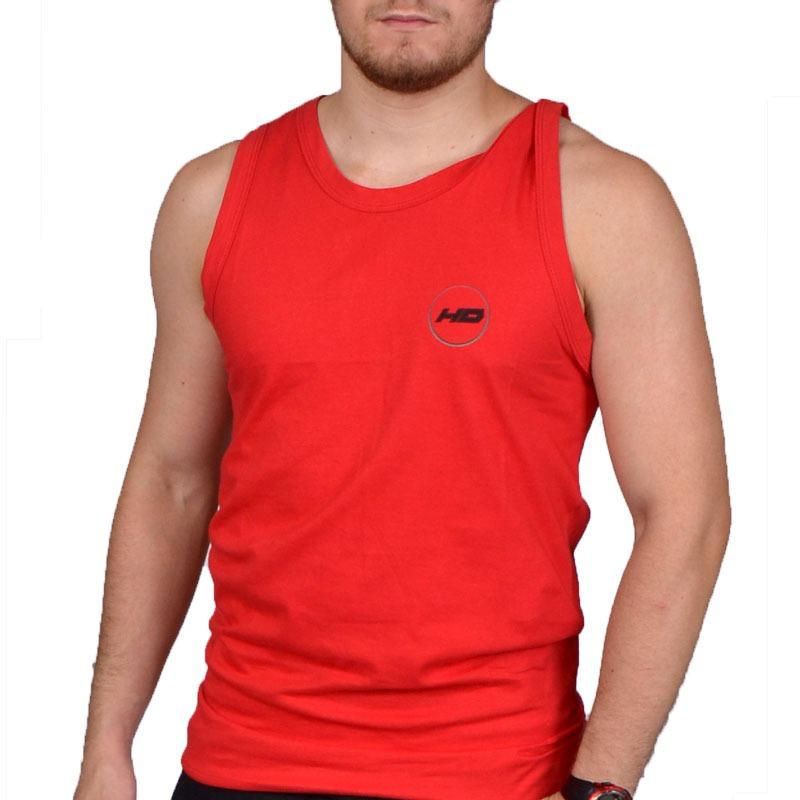 93b4164e04cd1 camiseta regata hd jamaica vermelha. Carregando zoom.