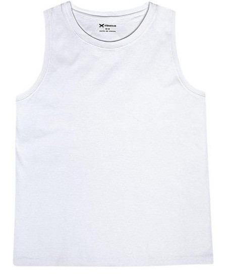 Camiseta Regata Hering Masculina Básica ( 0111 ) - R  34 0d8b0ce0847