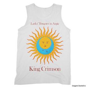 Camiseta Regata King Crimson - Larks' Tongues In Aspic