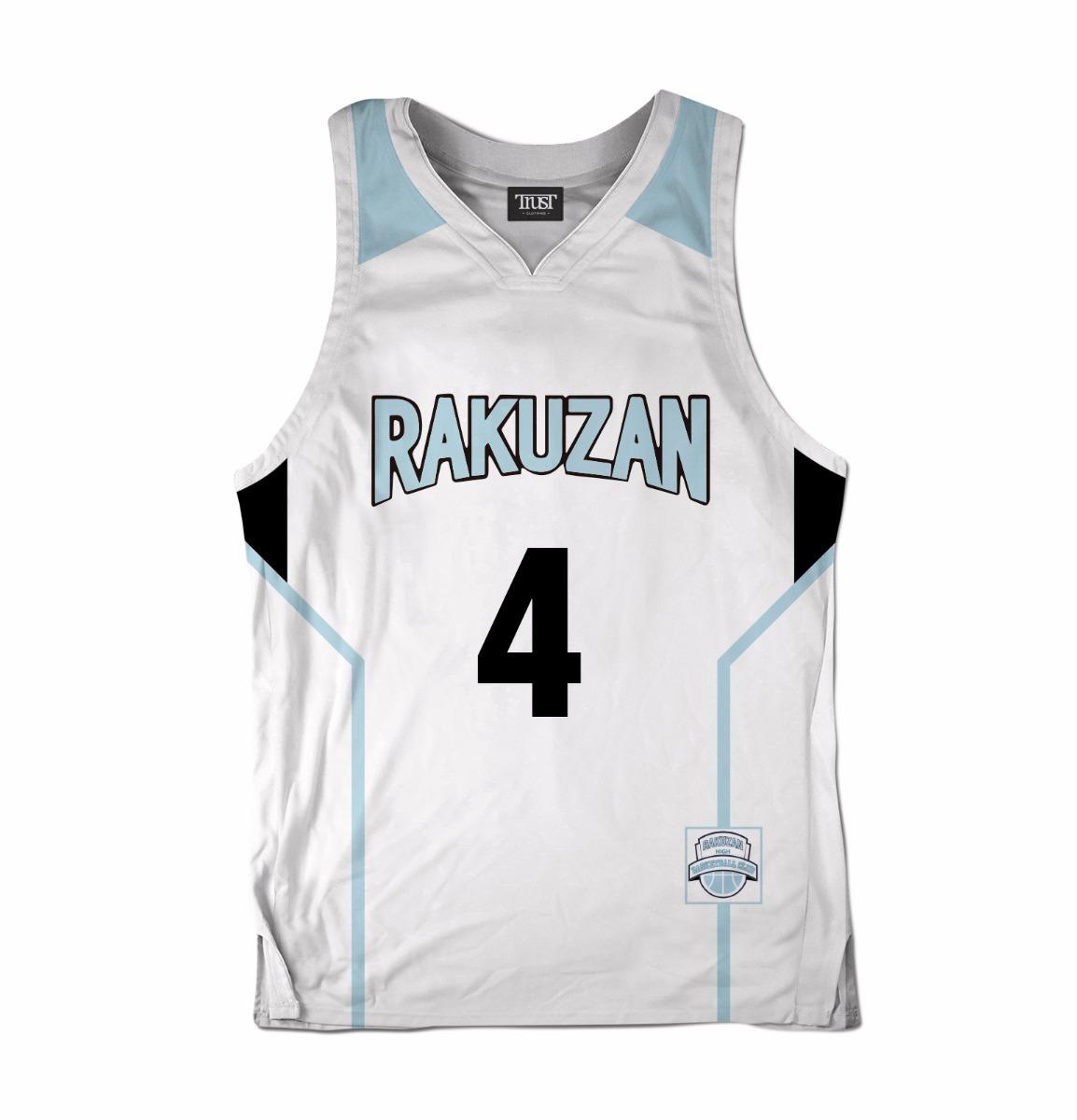 4d853d8c8 camiseta regata kuroko no basket anime rakuzan hype shounen. Carregando zoom .