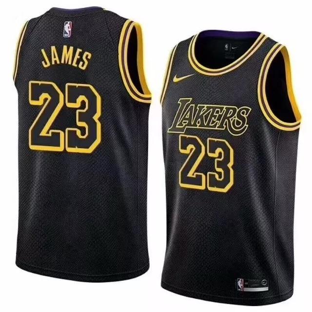 Camiseta Regata Lakers Nº23 Lebron James - R  179 b8ecb9f247966