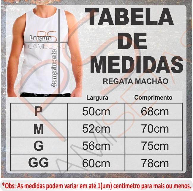 Camiseta Regata Machão Superman - R  24 f5ef28472eb