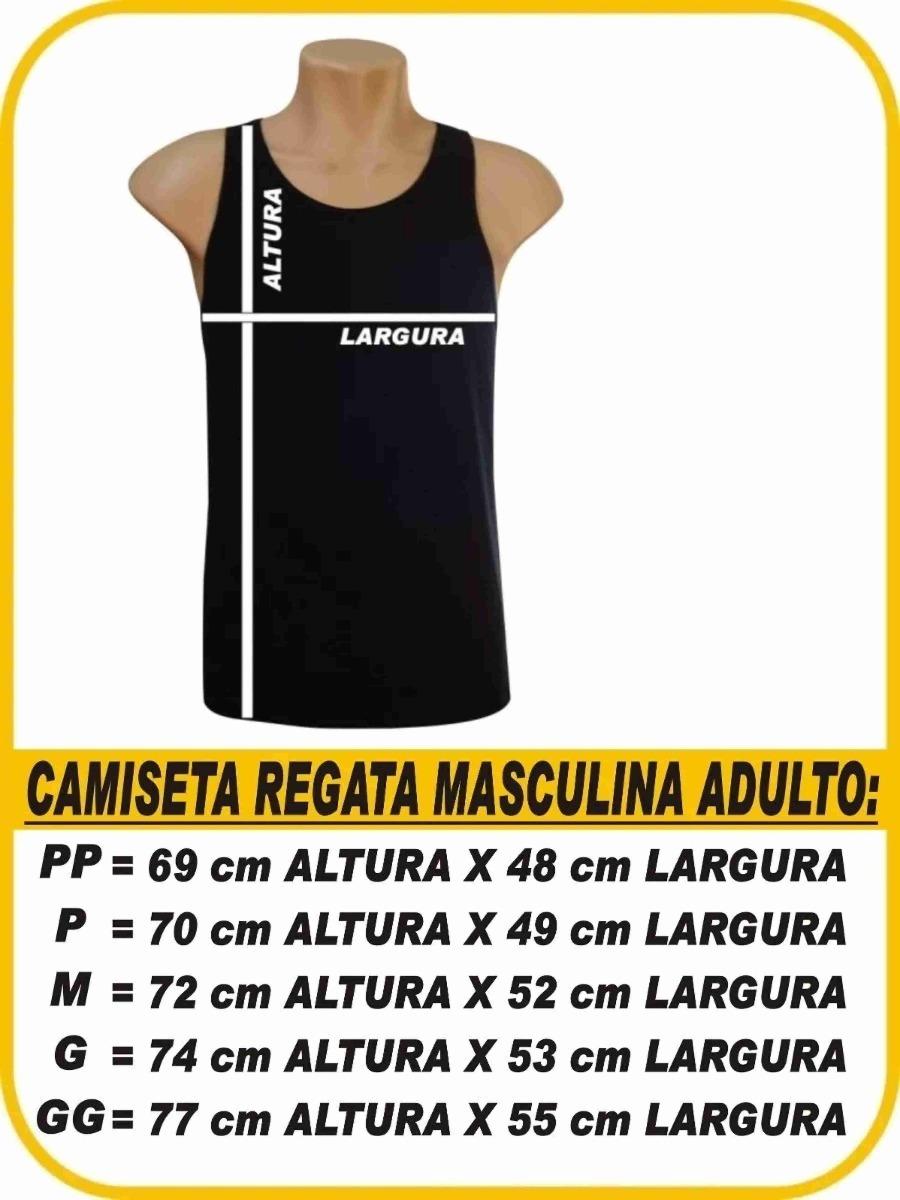 camiseta regata masculina bandas metallica vários modelos. Carregando zoom. a54fa3bd273
