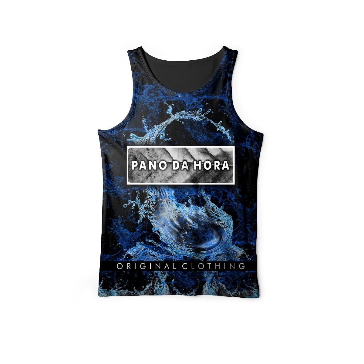 f339b723df camiseta regata masculina estilosa água original sublimada. Carregando zoom.