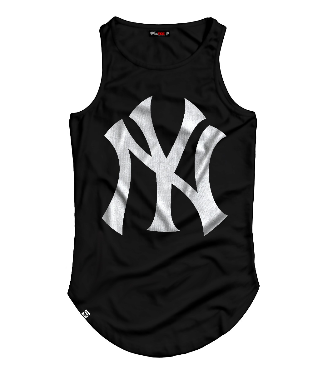 camiseta regata masculina regata long line new york ny. Carregando zoom. c1e6c4a410c