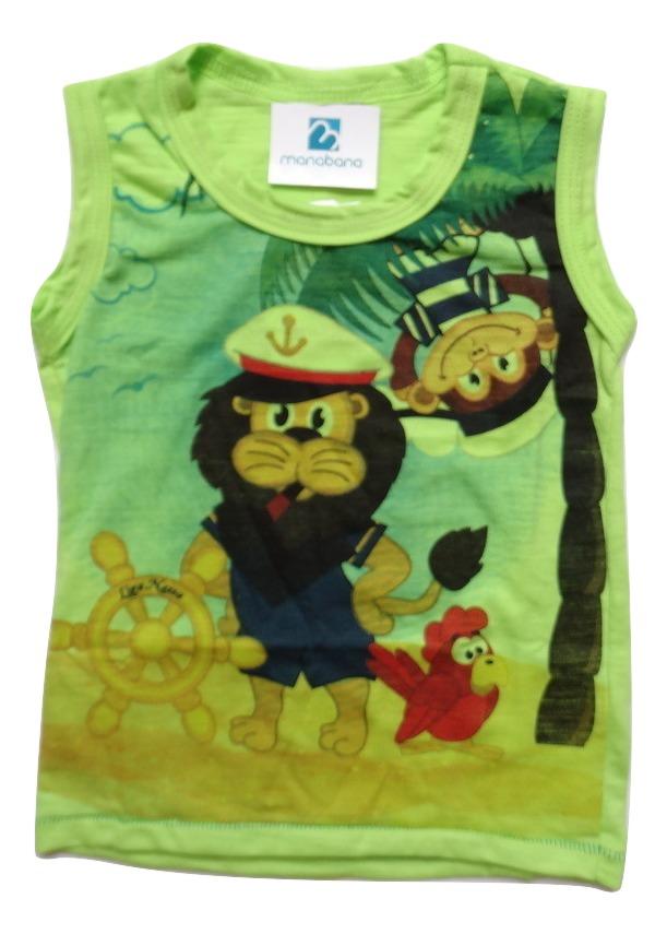 c9e7ccb35a3e1 camiseta regata menino bebe infantil enxoval recem nascido. Carregando zoom.