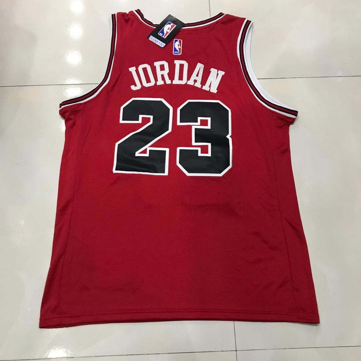 fe624b5725578 camiseta regata michael jordan chicago original - basquete. Carregando zoom.