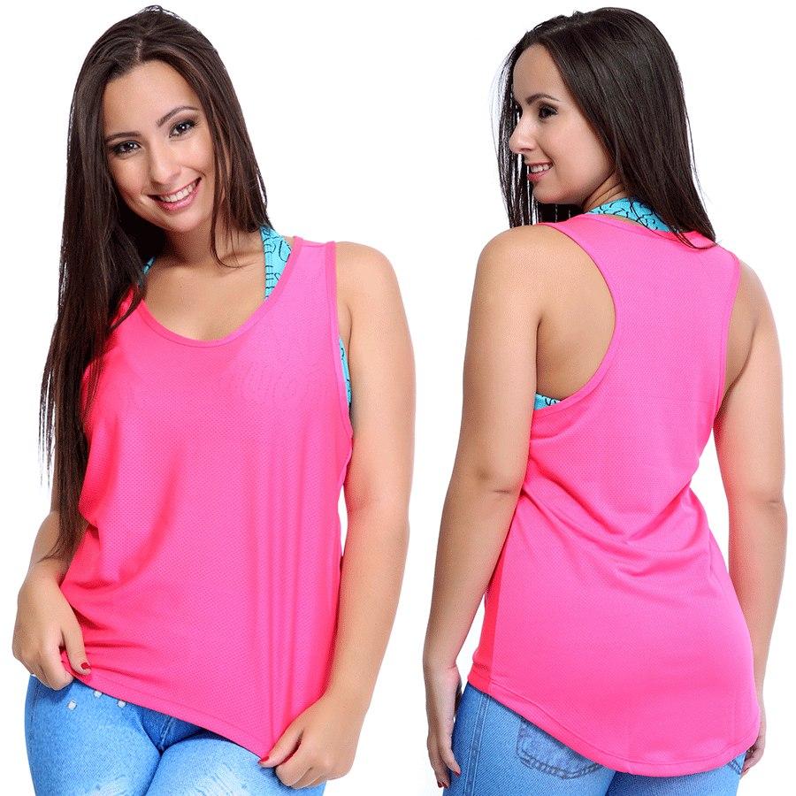 4ea45447c camiseta regata mullet dry fit furadinha feminina academia. Carregando zoom.