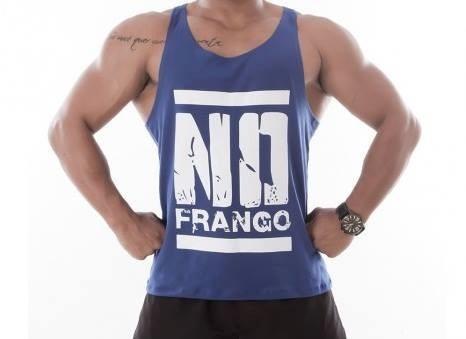 90e71b7213 Camiseta Regata Musculação - Masculina - R  25