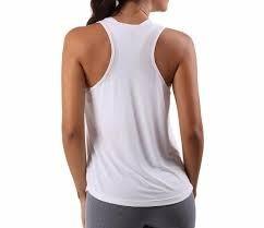 497e20dd71 Camiseta Regata Nadador Branca 100% Poliester - R  21