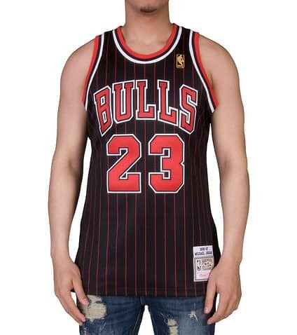 Camiseta Regata Nba Chicago Bulls Mitchell   Ness Jordan - R  269 7ed61db6bcf