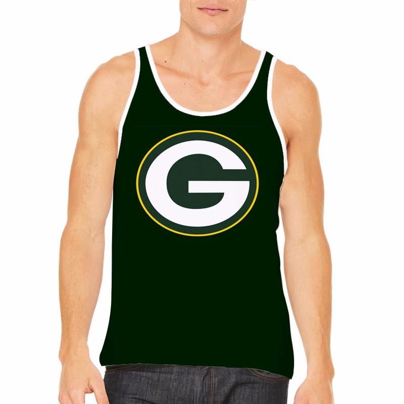 e18953b0d camiseta regata nfl green bay packers american football. Carregando zoom.