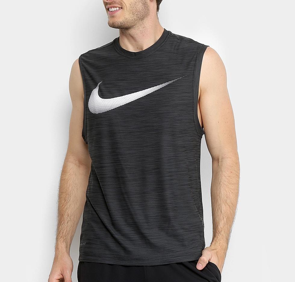 5d58cc360a camiseta regata nike dri fit breathe tank original + nf. Carregando zoom.