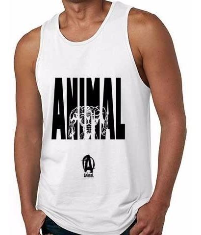 camiseta regata no pain no gai ou animal