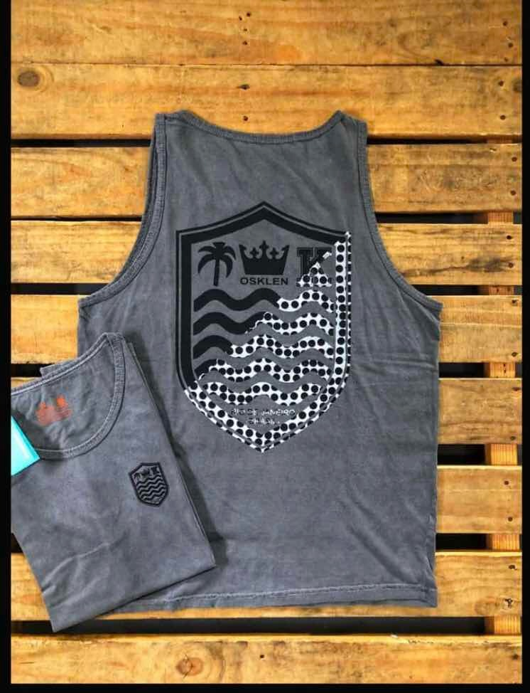 dd4cc76838 Camiseta Regata Osklen - R  55