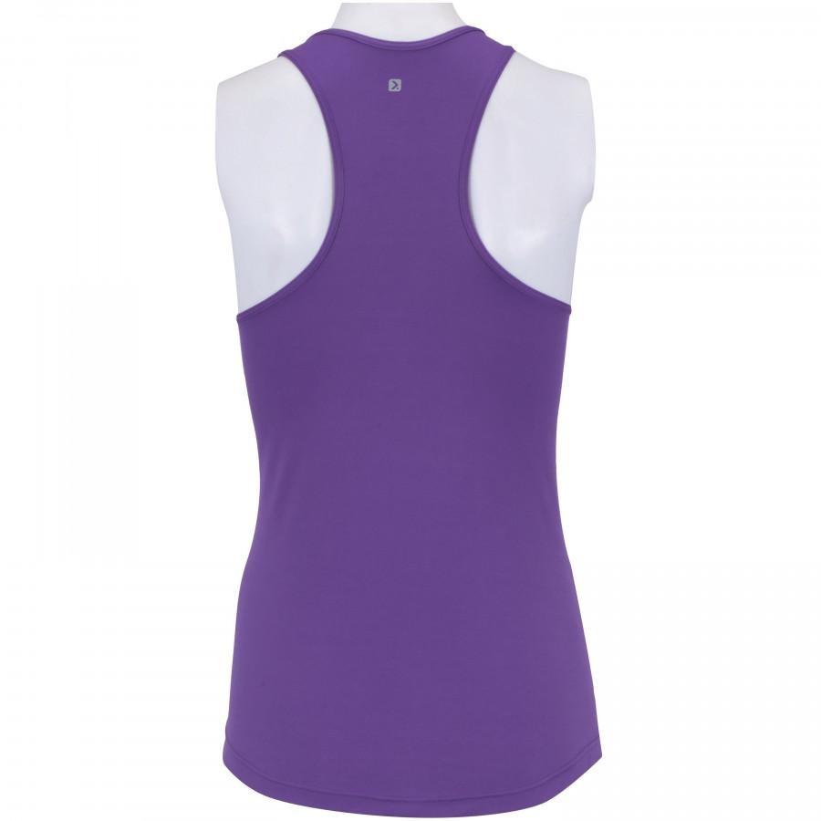 camiseta regata oxer campeão classic - feminina - cor roxo. Carregando zoom. 51a9a6177c0