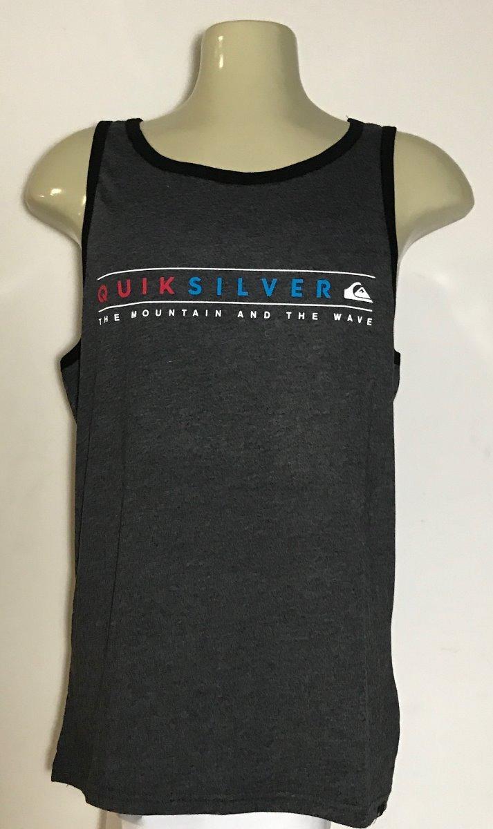 camiseta regata quiksilver. Carregando zoom. 9bc3c37b910