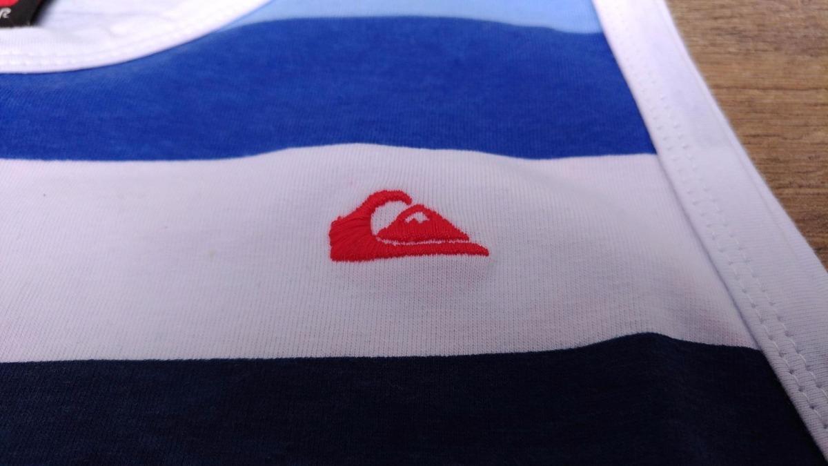 Camiseta Regata Quiksilver Storm - Surf Masculina - R  47,50 em ... 870fa9bb89