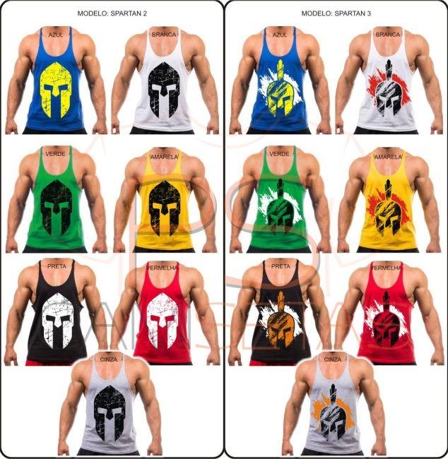 2d49cabde464a Camiseta Regata Super Cavada Masculina Musculação Malhar Top - R  29 ...