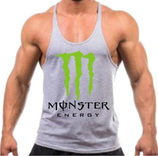 196a064958a42 Camiseta Regata Super Cavada Masculina Musculação Malhar Top - R  29 ...
