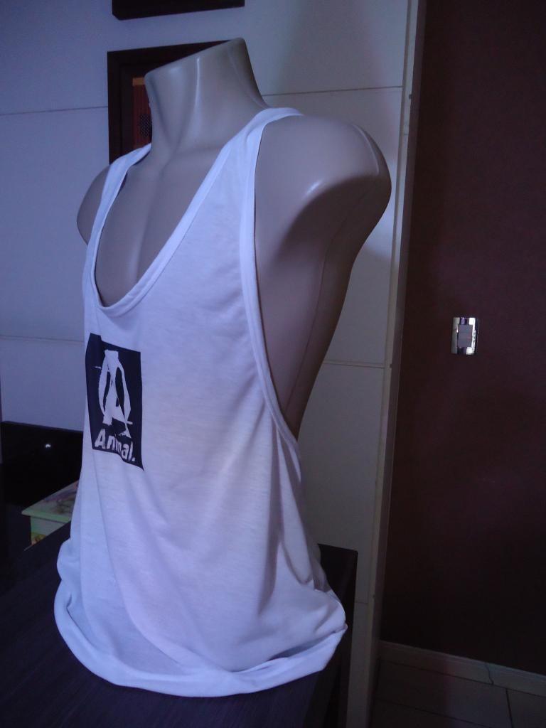 f3f3ab4a1 camiseta regata super cavada string tank maromba dalsassu´s. Carregando  zoom.