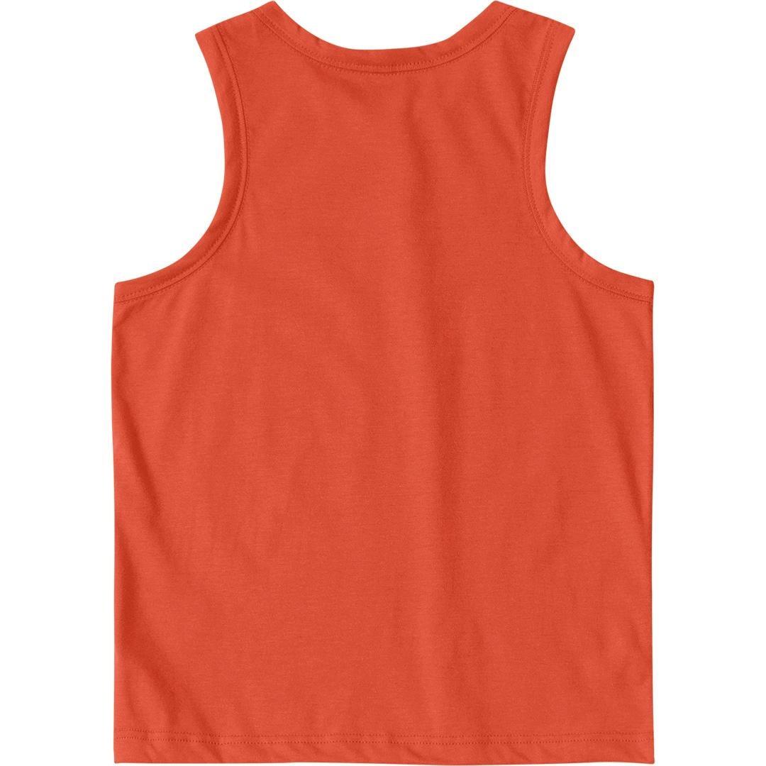 82056d14cc camiseta regata tigor t. tigre laranja menino. Carregando zoom.