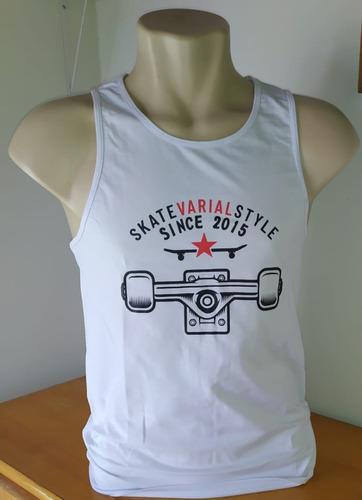 camiseta regata unissex  varial truck