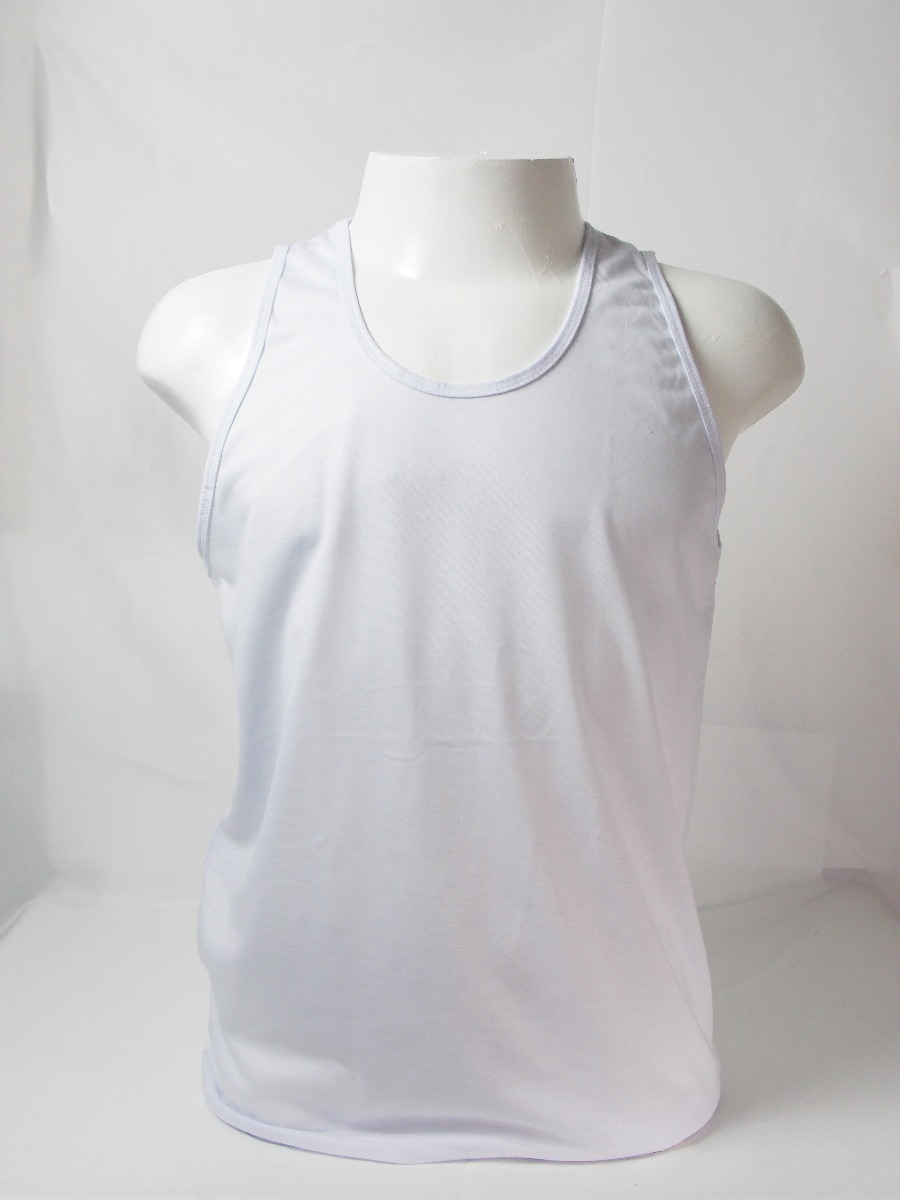 e81aaee961cf4 camiseta regata verzzolo 100% poliester para sublimacao. Carregando zoom.