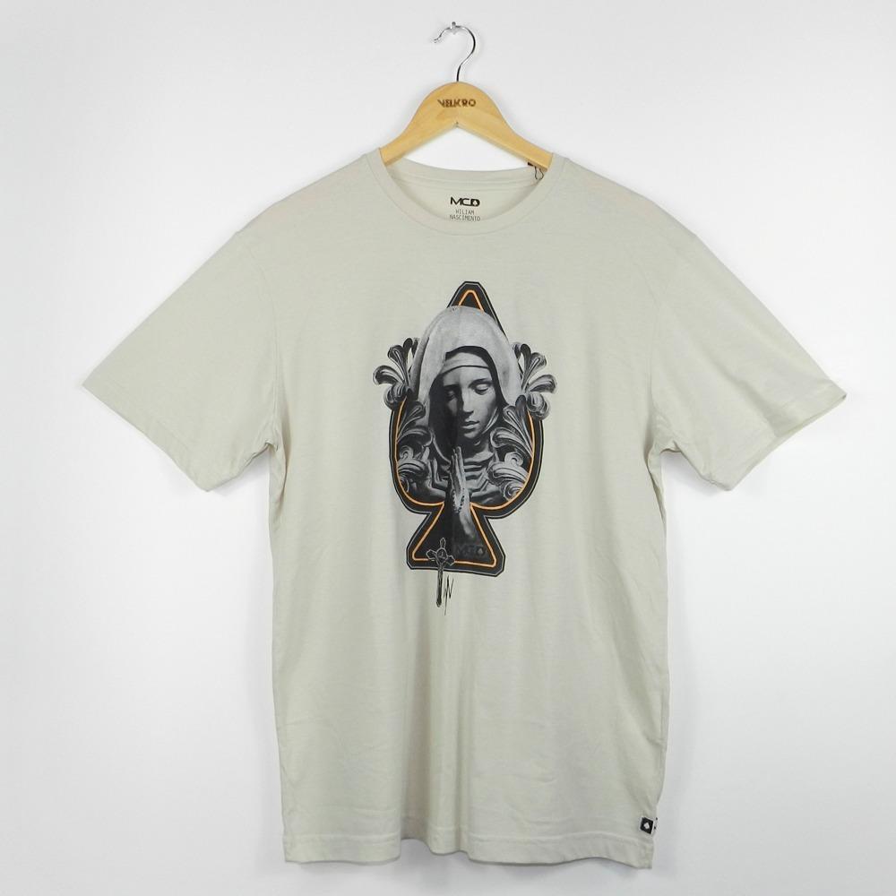 camiseta regular mcd holy bege 100% original street wear. Carregando zoom. 00ad5a123c9